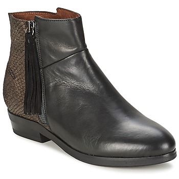 Shoes Women Mid boots Coqueterra PATRICE Black