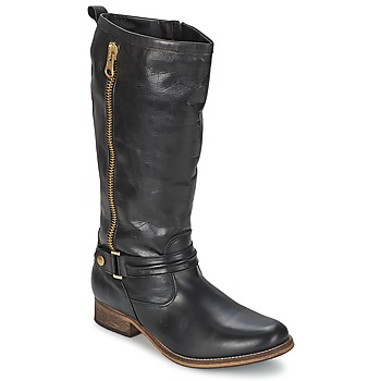Shoes Women Boots Nome Footwear SASSIF CASU Black