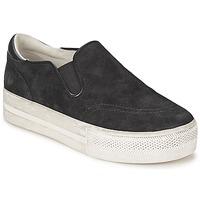 Shoes Women Slip ons Ash JUNGLE Black