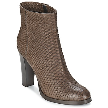 Ankle boots / Boots Alberto Gozzi MADRID T MORO Brown 350x350