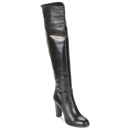Shoes Women Boots Alberto Gozzi GRINGO NERO Black