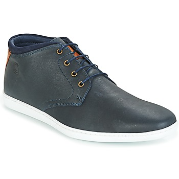 Shoes Men High top trainers Casual Attitude CALER Marine