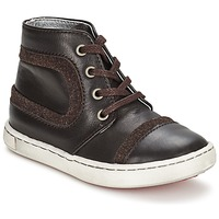 Shoes Boy Mid boots Tartine Et Chocolat JR URBAIN CHOCOLATE