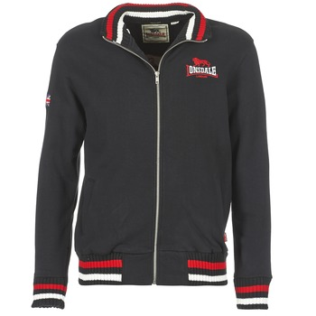 material Men sweaters Lonsdale DOVER Black