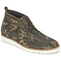 Shoes Men Mid boots Wesc LAWRENCE Camouflage