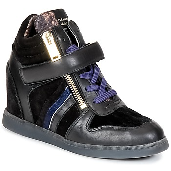 Shoes Women High top trainers Serafini LEXINGTON Black
