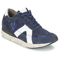 Shoes Women Low top trainers OXS JAZZ Marine