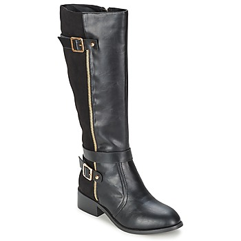 Shoes Women Boots Moony Mood IMMA Black