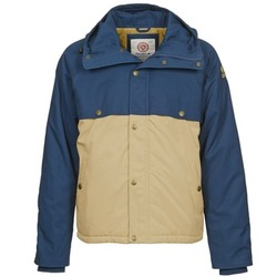 material Men Parkas Franklin & Marshall JKMVA034 Blue / BEIGE