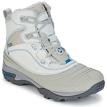 Hiking-shoes Merrell SNOWBOUND MID WTPF Ice 350x350