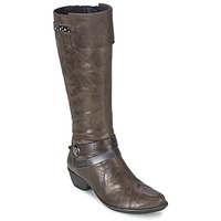 Shoes Women Boots Dorking NINA Grey
