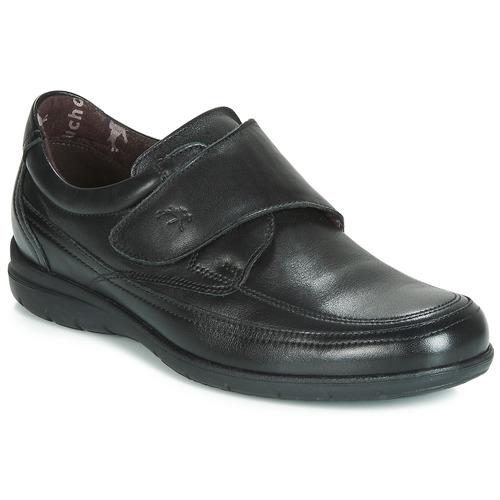 Shoes Men Derby shoes Fluchos LUCA Black