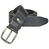 Accessorie Men Belts Jack & Jones PAUL Black