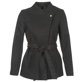 material Women coats Vero Moda FIELIGA Black
