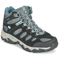 Shoes Women Hiking shoes Merrell RIDGEPASS MID GTX Grey