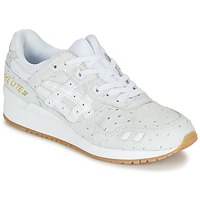 Shoes Women Low top trainers Asics GEL-LYTE III PACK SAINT VALENTIN W White / GOLD