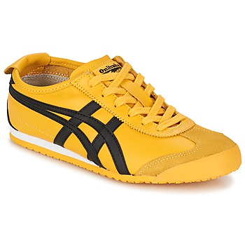 Shoes Low top trainers Onitsuka Tiger MEXICO 66 Yellow / Black