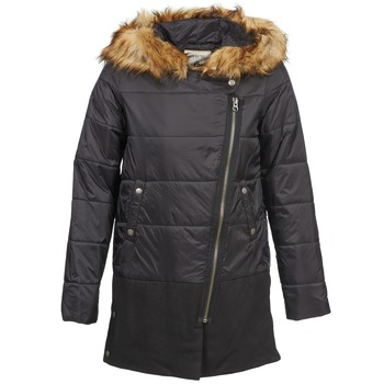material Women Duffel coats Chipie EDITHE Black