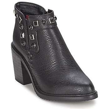 Shoes Women Low boots Gioseppo MOSENA Black