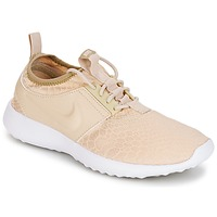 Shoes Women Low top trainers Nike JUVENATE SE W BEIGE