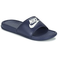 Shoes Men Sliders Nike BENASSI JDI Blue / White
