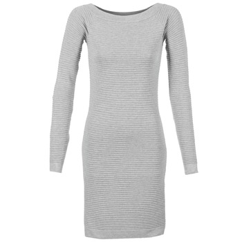 material Women Short Dresses Betty London FRIBELLE Grey