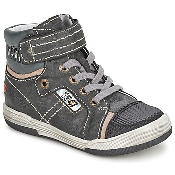 Shoes Boy High top trainers GBB HERMINIG Grey