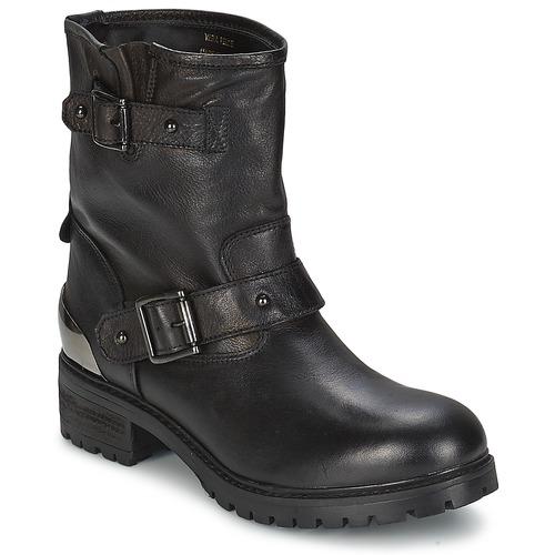 Shoes Women Mid boots Love Moschino JA24034 Black