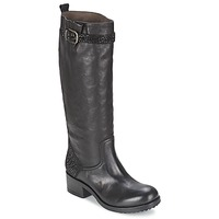 Shoes Women Boots Now PRINCE Black