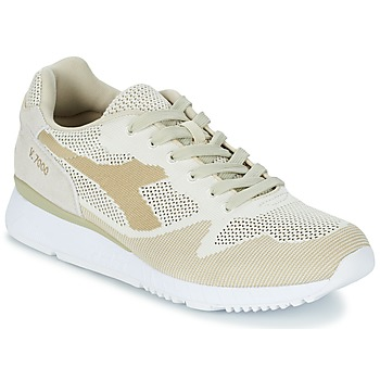 Shoes Men Low top trainers Diadora V7000 WEAVE BEIGE