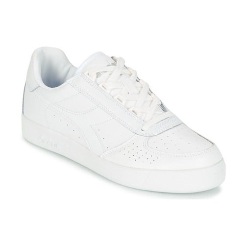 Shoes Low top trainers Diadora B.ELITE White