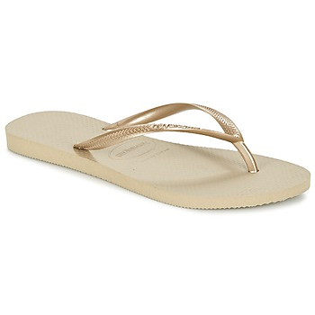 Shoes Women Flip flops Havaianas SLIM GOLD