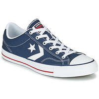 Shoes Low top trainers Converse STAR PLAYER CORE CANVAS OX Marine / White