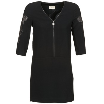 material Women Short Dresses Stella Forest BRO001 Black