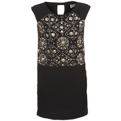 material Women Short Dresses Stella Forest BRO040 Black