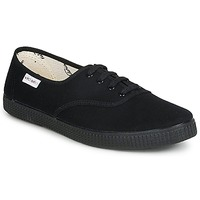 Shoes Low top trainers Victoria INGLESA LONA PISO Black