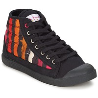 High top trainers Little Marcel SAMBA UP STRIPES J