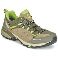 Shoes Men Hiking shoes Tecnica T-CROSS LOW GORETEX TAUPE / Green