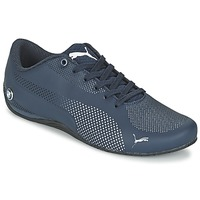 Shoes Men Low top trainers Puma BMW MS DRIFT CAT EVO 5 MU Blue
