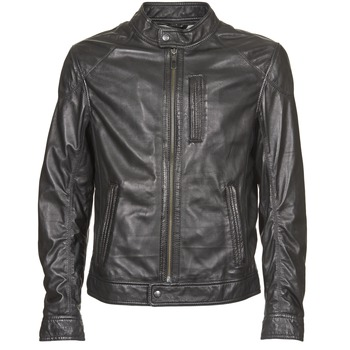 material Men Leather jackets / Imitation leather Oakwood 60835-501  black