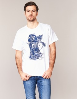 material Men short-sleeved t-shirts Element SERENADE SS White