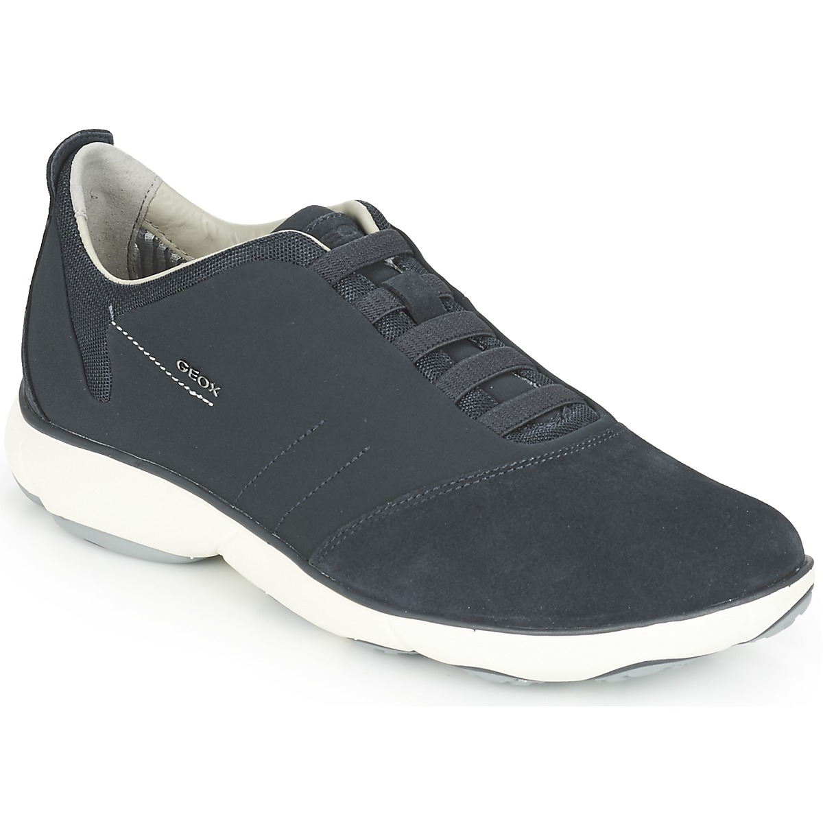 El hotel Ver insectos hipoteca  Geox NEBULA Blue - Fast delivery | Spartoo Europe ! - Shoes Low top  trainers Men 104,00 €