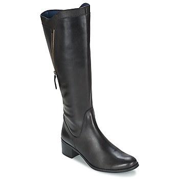 Shoes Women Boots PintoDiBlu CARTIL Black
