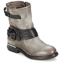 Shoes Women Mid boots Airstep / A.S.98 CUSTO Grey