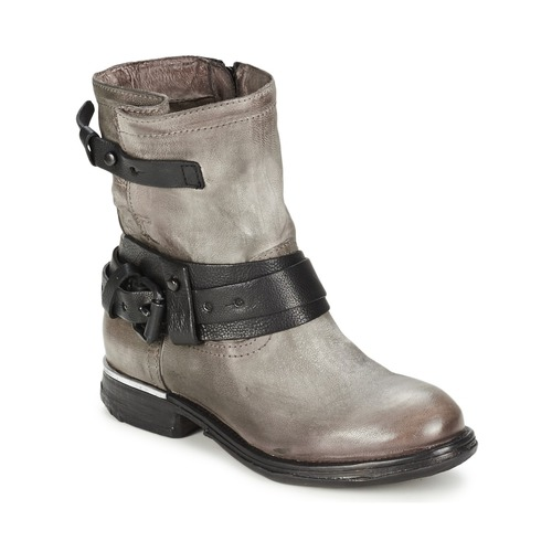 Ankle boots / Boots Airstep / A.S.98 CUSTO Grey 350x350
