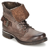 Shoes Women Mid boots Airstep / A.S.98 ADIGE TAUPE