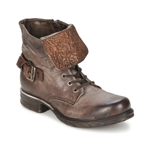 Ankle boots / Boots Airstep / A.S.98 ADIGE TAUPE 350x350
