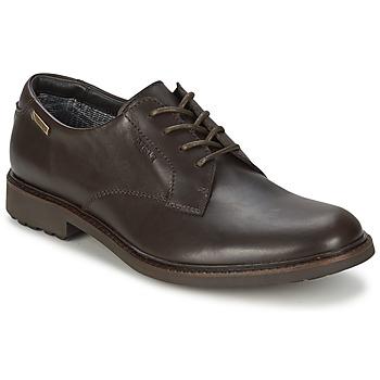 Smart shoes Aigle BRITTEN GTX Brown / Dark 350x350