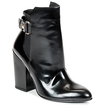 Shoes Women Low boots Paul & Joe MARCELA Black