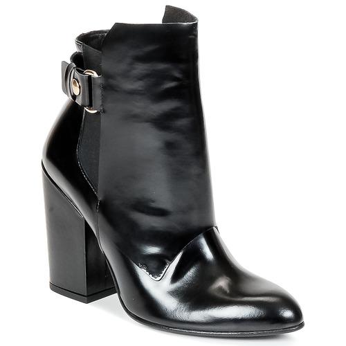 Shoes Women Low boots Paul & Joe MARCELA Black